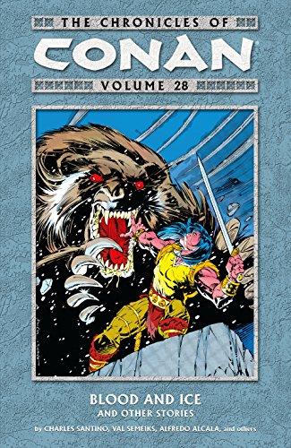 9781616553746: The Chronicles of Conan Volume 28