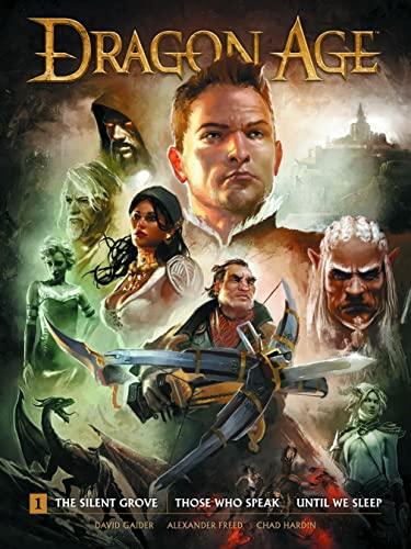 Dragon Age Library Edition Volume 1: David Gaider, Chad