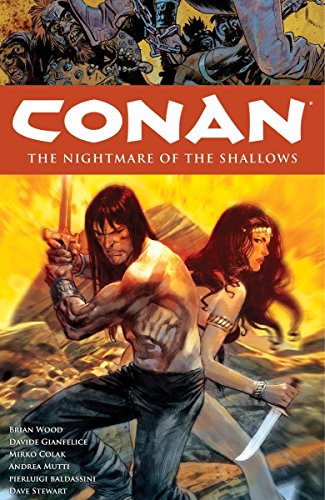 Conan Vol. 15 : The Nightmare of The Shallows