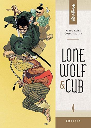 9781616553920: Lone Wolf and Cub Omnibus Volume 4 (Lone Wolf & Cub Omnibus)