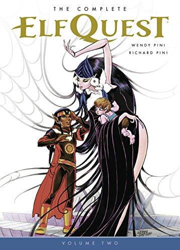 9781616554088: The Complete Elfquest Volume 2