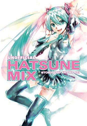 9781616554125: Unofficial Hatsune Mix