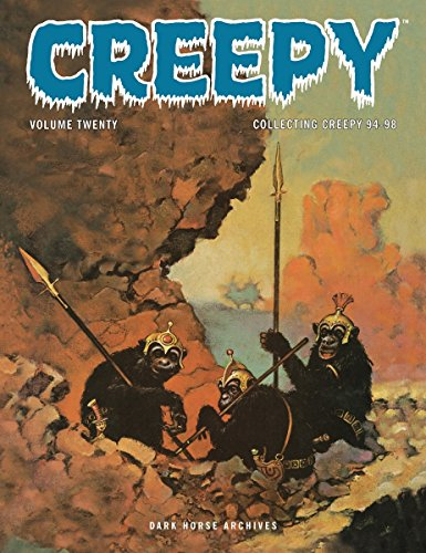 Creepy Archives Vol. 20 (Hardcover): Bernie Wrightson