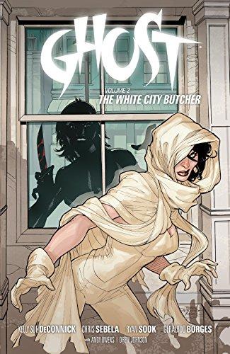 Ghost Vol. 2: Chris Sebela; Rick Sook; Andy Owens; Dave Maccaig