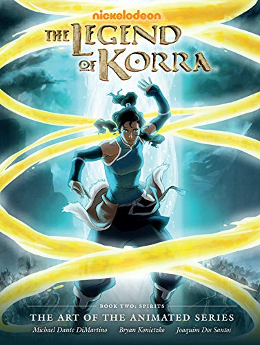 Legend of Korra (Hardcover): Michael Dante DiMartino