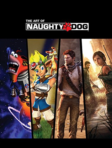9781616554774: The Art of Naughty Dog