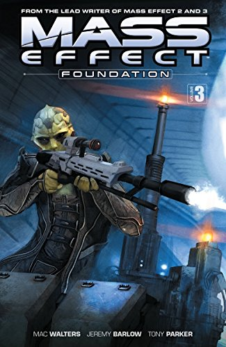 9781616554880: Mass Effect: Foundation Vol. 3