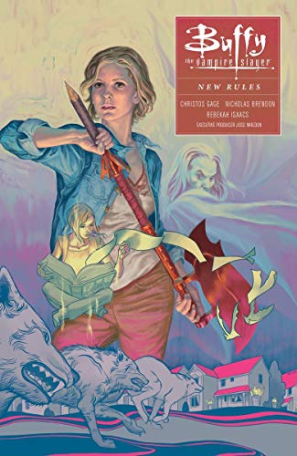 Buffy the Vampire Slayer Season 10 Vol. 1 : New Rules