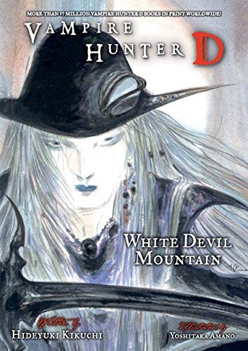 9781616555092: VAMPIRE HUNTER D NOVEL 22 WHITE DEVIL MTN PT 01 & 02
