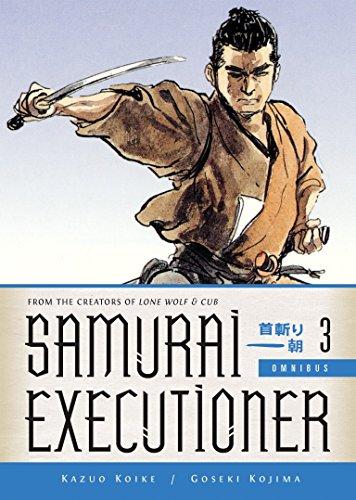 9781616555313: Samurai Executioner Omnibus Volume 3