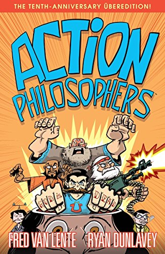 9781616555399: ACTION PHILOSOPHERS HC