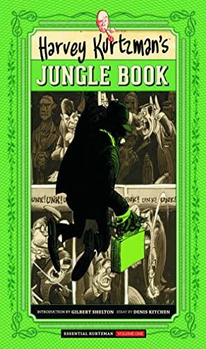 9781616555634: Harvey Kurtzman's Jungle Book (Essential Kurtzman)