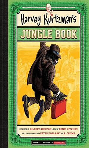 9781616555634: Harvey Kurtzman's Jungle Book (Essential Kurtzman)