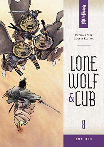 9781616555849: Lone Wolf and Cub Omnibus Volume 8.