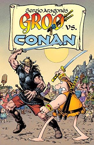 9781616556037: Groo vs. Conan