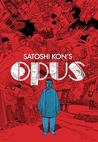 9781616556068: Satoshi Kon: Opus