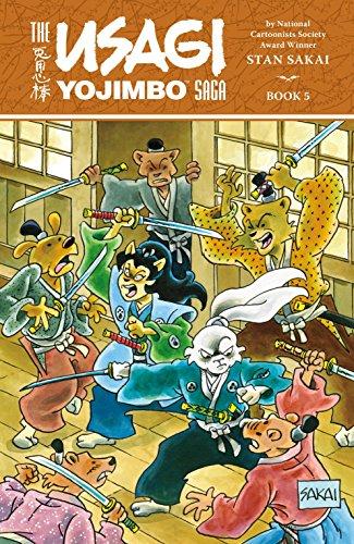 9781616556136: Usagi Yojimbo Saga Volume 5