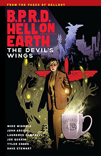 9781616556174: B.P.R.D Hell on Earth Volume 10: The Devils Wings