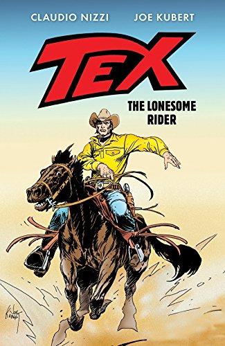 Tex: The Lonesome Rider: Kubert, Joe