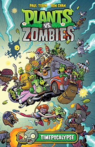 9781616556211: Plants vs. Zombies Volume 2: Timepocalypse
