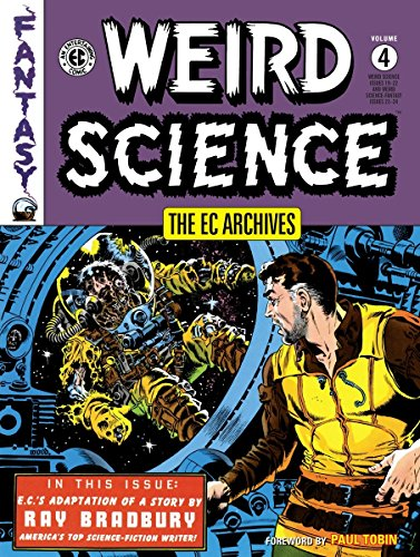 EC Archives: Weird Science Volume 4: Various