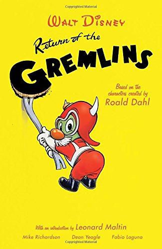 Return of the Gremlins: Richardson, Mike