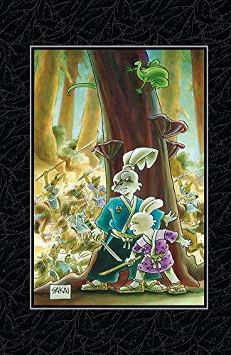 Usagi Yojimbo Saga Volume 4 Ltd. Ed. (Hardback): Stan Sakai