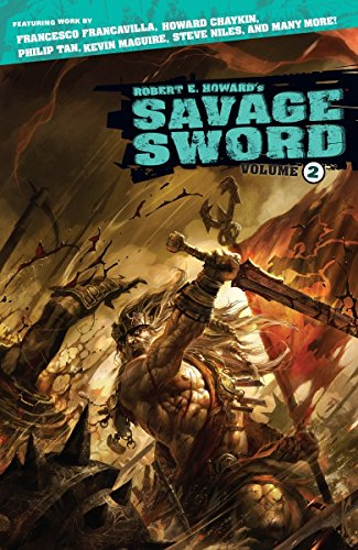 9781616556808: ROBERT E HOWARDS SAVAGE SWORD 02