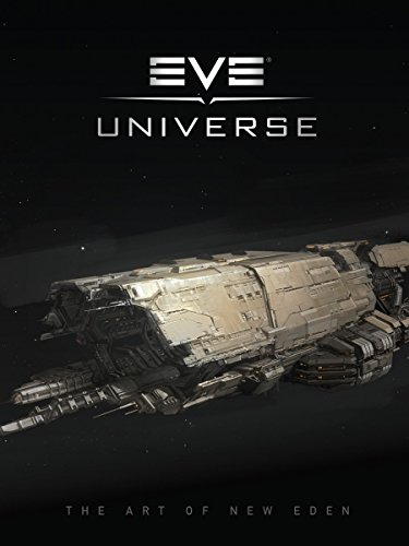 Eve Universe: The Art Of New Eden (Hardcover): Games