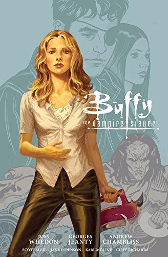 Buffy: Season Nine Library Edition Volume 1 (Buffy the Vampire Slayer)