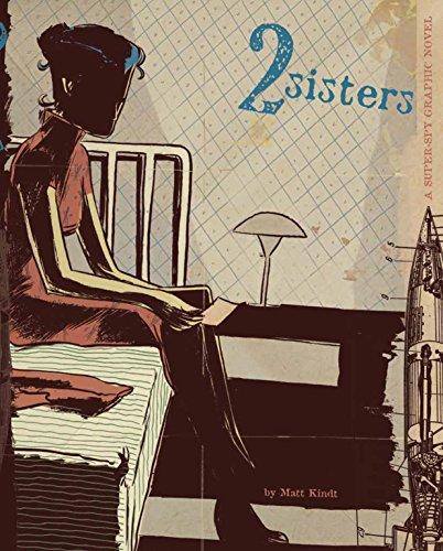 9781616557218: 2 Sisters: A Super-Spy Graphic Novel