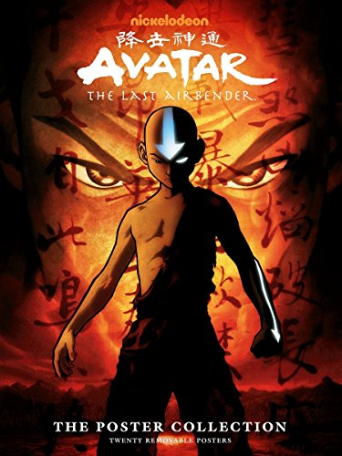 9781616557379: Avatar: The Last Airbender - The Poster Collection
