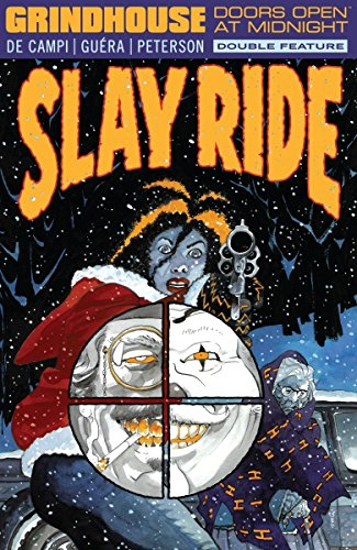 Grindhouse : Doors Open At Midnight Vol. 3 : Slay Ride / Blood Lagoon