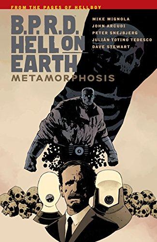 9781616557942: B.P.R.D Hell On Earth Volume 12 : Metamorphosis