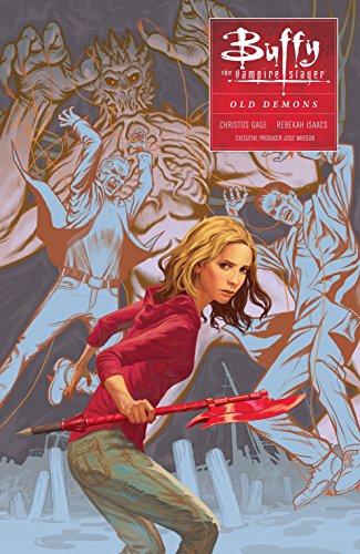 Buffy: Season Ten Volume 4: Old Demons: Joss Whedon
