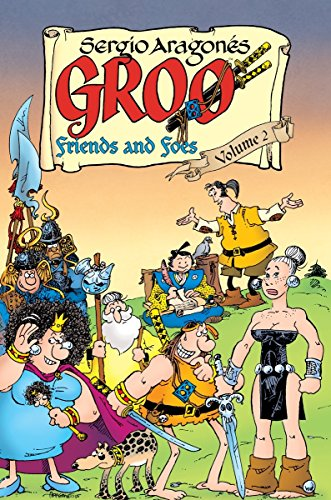 9781616558222: Groo: Friends and Foes Volume 2
