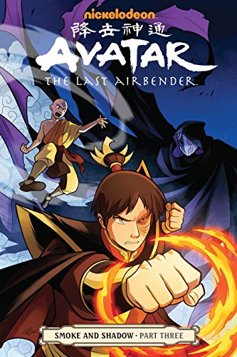 9781616558383: Avatar: The Last Airbender-Smoke and Shadow Part Three