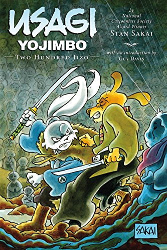 Usagi Yojimbo Volume 29: 200 Jizzo Ltd. Ed. (Hardcover): Stan Sakai