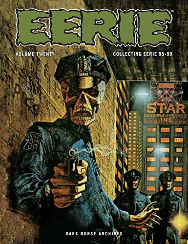 9781616558505: Eerie Archives Volume 20: Collecting Eerie 95-99