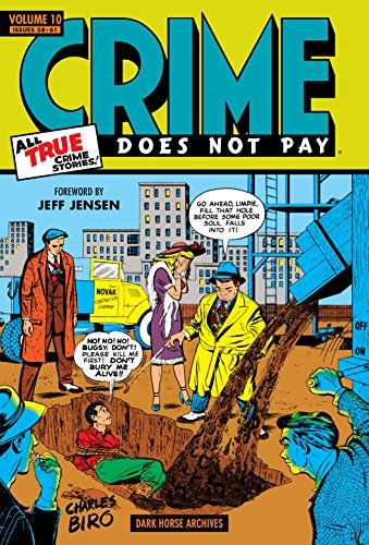 Crime Does Not Pay Archives Volume 10: Various