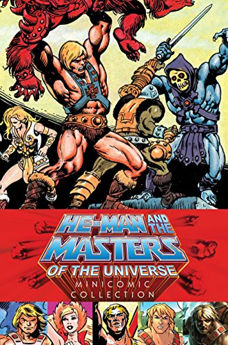 He-Man and the Masters of the Universe Minicomic Collection: Various