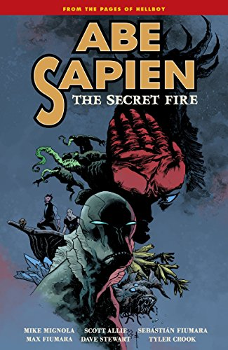9781616558918: Abe Sapien Volume 7: The Secret Fire