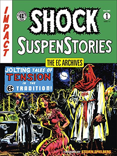 9781616558925: EC ARCHIVES SHOCK SUSPENSTORIES HC 01