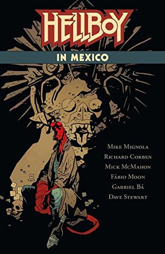 Hellboy In Mexico: Mignola Mike
