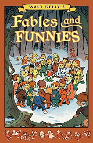 9781616559052: Walt Kelly's Fables and Funnies