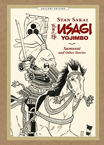 9781616559236: USAGI YOJIMBO GALLERY EDITION (Usagi Yojimbo Gallery 1)