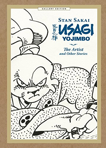 Usagi Yojimbo Gallery Edition Volume 2
