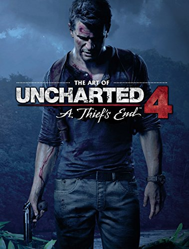 9781616559274: The Art of Uncharted 4: A Thief's End