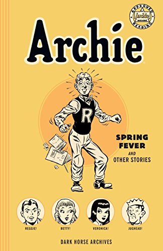 9781616559397: Archie Archives: Spring Fever and Other Stories