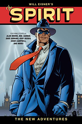 9781616559489: Will Eisner's The Spirit: The New Adventures HC (Second Edition)